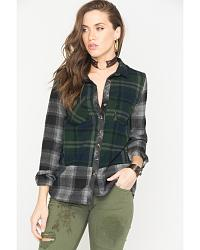 Women's Flannel Tops